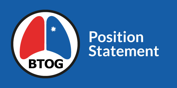 BTOG Position Statement 2018
