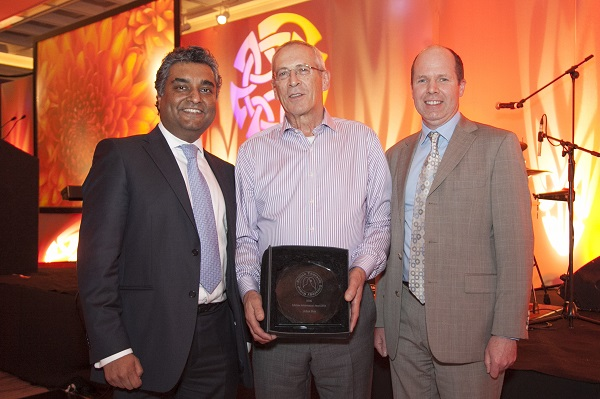 Dr Sanjay Popat, Professor Julian Peto and Mr John Edwards