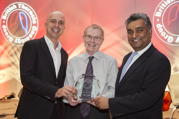 Fergus, Jason, Sanjay at BTOG 2015