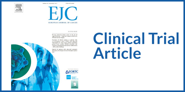 EJC Article – Results from a BTOG Trial