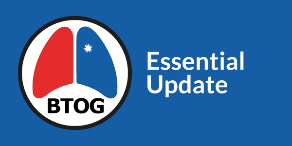 BTOG Stage III Lung Cancer Essential Update 2018
