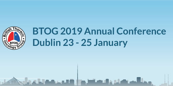BTOG 2019 Call for Thoracic Oncology Abstracts