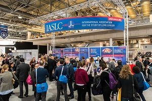 WCLC 2019 Exhibit Hall