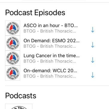 BTOG webinar podcasts