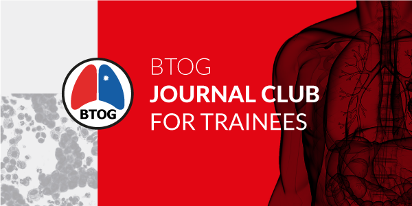 Inaugural BTOG (Virtual) Journal Club for Trainees